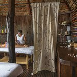 Enjoy a relaxing massage looking out across stunning ocean views.