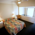 Queen room at The Abel Tasman Launceston