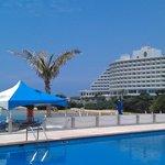 Private Beach & Pool