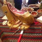 Spectacular ham