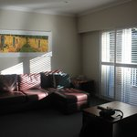 Seashells Yallingup lounge area