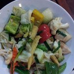 Mixed vege