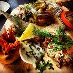 Fish Mezze