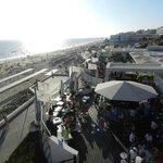 Vista aérea del Carabela Beach Club