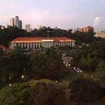 Fort Canning park & Hotel
