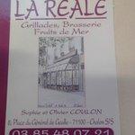 Photo de La Réale