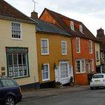 The main street of Lavenham