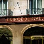 프랑스 드 갈르, 어 럭셔리 컬렉션 호텔, 파리