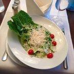 Ceasars Salad, frisch und lecker.