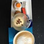 een verrassend bakkie cappuccino