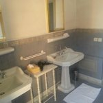 salle de bain années 30