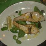 Fried Swordfish