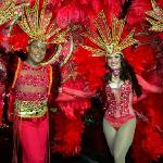 Get a taste of Carnival at the Carubbian Festival in San Nicolas