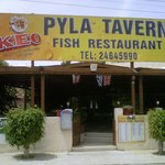 PYLA TAVERN FISH RESTAURANT