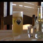 Fix beer & Raki
