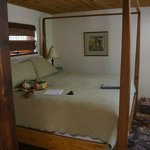 Bedroom of Chamisa Suite
