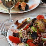 Cuisine côté terroir : salade Gascogne