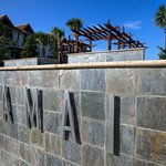 Entrance Damai Resort Orlando