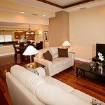Living Room Damai Resort Orlando