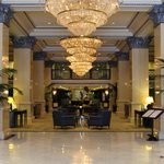 Grand lobby and entrance