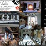 C-A-L-F Vegan cafe & craft shop