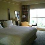 Room 413. Single king