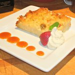 Golden Raisin Bread Pudding
