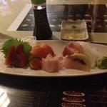 Mixed Sashimi Plate