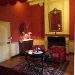the Victor Hugo room
