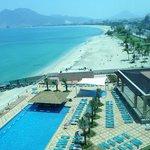 Pool - Oceanic Khorfakkan Resort & Spa Photo
