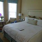 Santa Barbara Bedroom at Snug Harbor Inn , Avalon