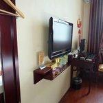 Computer with internet, Jinjiang Hotel Zhongwei