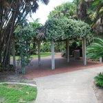 Arbor Entrance