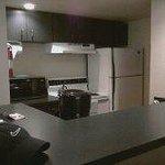 nice kitchen but understocked