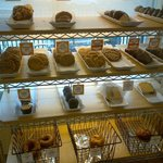 Small sample of bakery