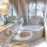 Große Suite - Bad