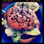 Buffalo Grouper Sandwich