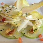 Jubilee endive salad
