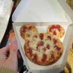 Pizza menu enfant