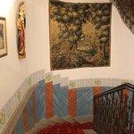 charme da escada