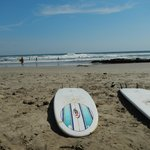 Surfer Beach San Juan del Sur