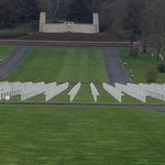 Sobering view of the Lorraine American Cemetery