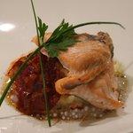 Salmon Risotto (Yummy)