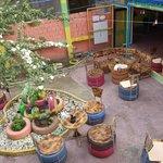 Reggae cafe