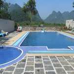 The swimming pool with a view! (66303572)