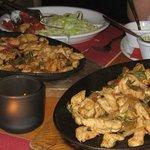 Rancho Bar & Grill  Lakatamia,Nicosia -chicken fadjidas