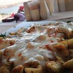 The Mantı is delicious! (nefis)
