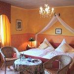 Hotelzimmer Paprika