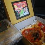 Birthday lunch box