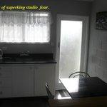 Kitchen of superking unit four